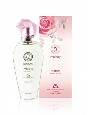 LJ MELODY Parfume with Bulgarian Rose oil